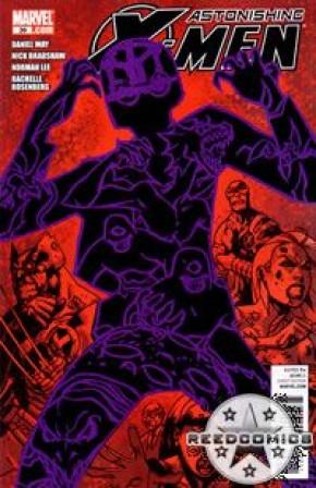 Astonishing X-Men #39