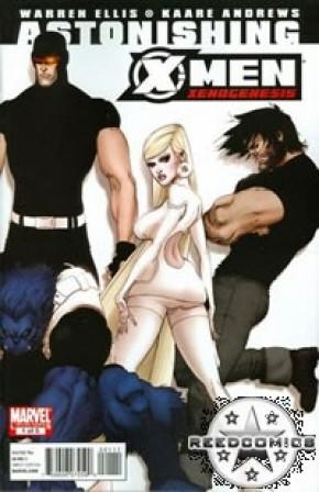 Astonishing X-Men Xenogenesis #1