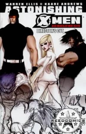 Astonishing X-Men Xenogenesis #1 Directors Cut