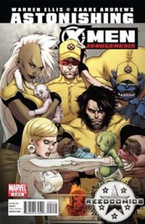 Astonishing X-Men Xenogenesis #2