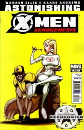 Astonishing X-Men Xenogenesis #3