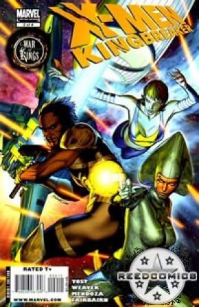 X-Men Kingbreaker #2