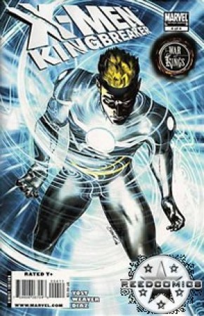 X-Men Kingbreaker #4