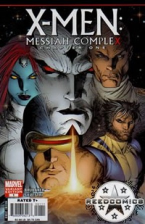 X-Men Messiah Complex Chapter One (Cover B)