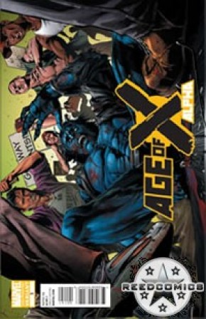 Age of X Alpha (2nd Print)