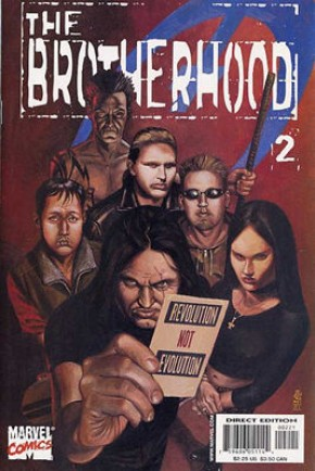 The Brotherhood #2 (Cover A)