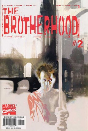 The Brotherhood #2 (Cover B)