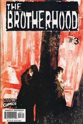 The Brotherhood #3