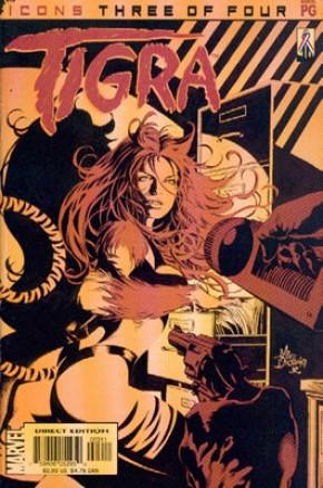Marvel Icons Tigra #3
