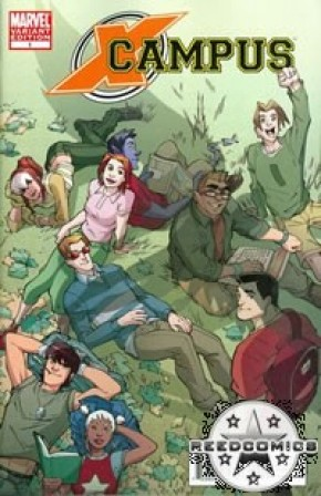 X-Campus #1 (Variant Cover)