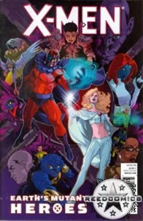 X-Men Earths Mutant Heroes