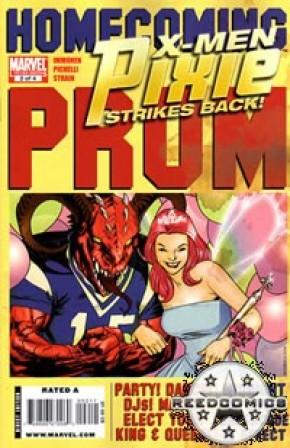 X-Men Pixie Strikes Back #2