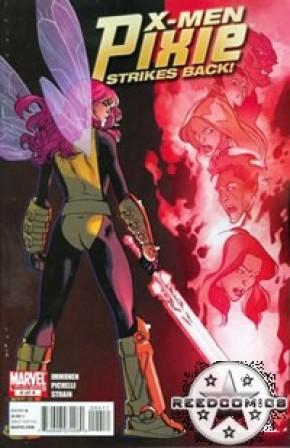 X-Men Pixie Strikes Back #4