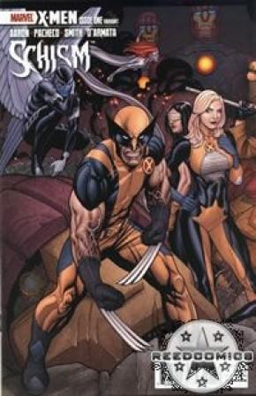 X-Men Schism #1 (1:25 Incentive)