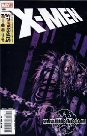 X-Men Volume 2 #189