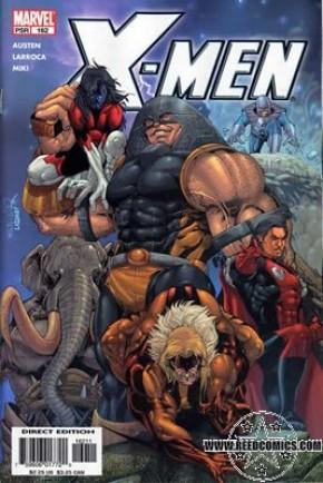 X-Men Volume 2 #162