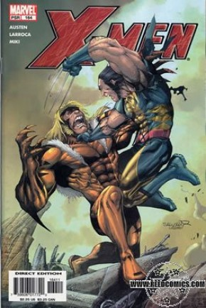 X-Men Volume 2 #164