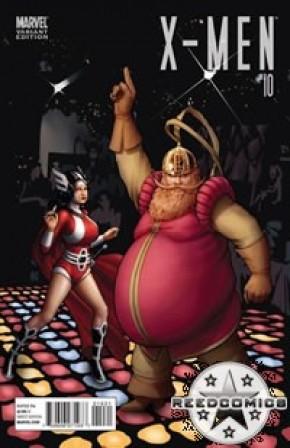 X-Men Comics (New Series) #10 (1:15 Thor Incentive)