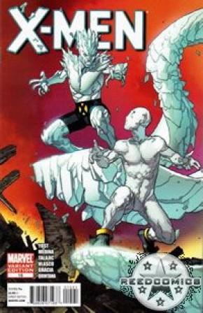 X-Men Comics (New Series) #15 (1:15 Incentive)