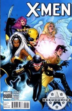 X-Men Comics (New Series) #1 (Retailer Variant)