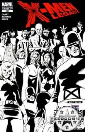 X-Men Legacy #225 (2nd Print)