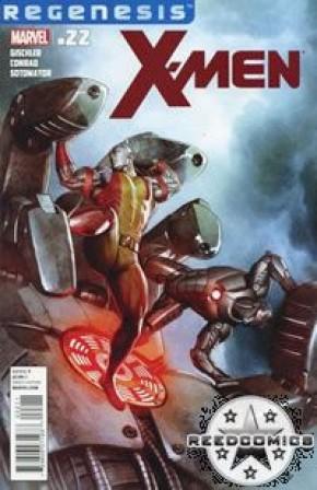X-Men Comics (New Series) #22