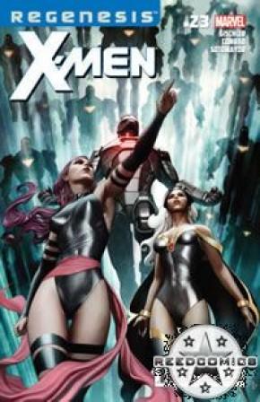 X-Men Comics (New Series) #23
