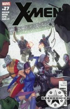 X-Men Comics (New Series) #27