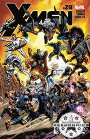 X-Men Comics (New Series) #29