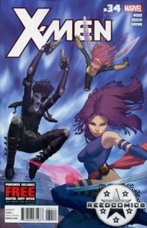 X-Men Volume 3 #34
