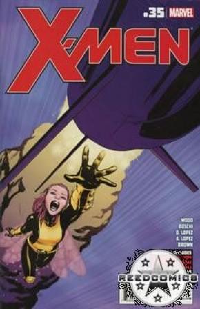 X-Men Comics (New Series) #35