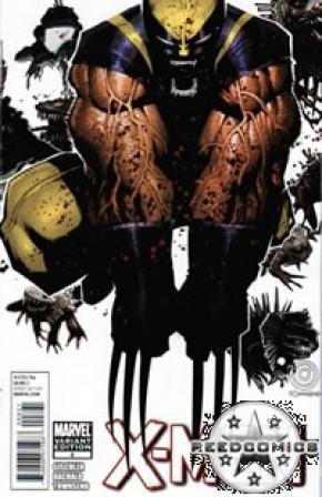 X-Men Volume 3 #8 (1 in 15 Incentive)