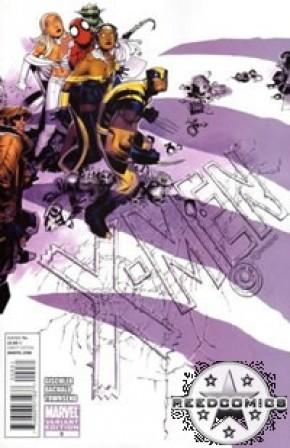 X-Men Volume 3 #9 (1 in 15 Bachalo Incentive)