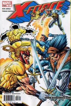 X-Force Volume 2 #3