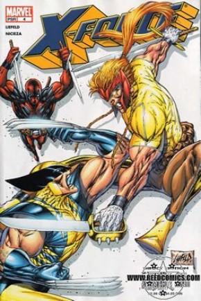 X-Force Volume 2 #4