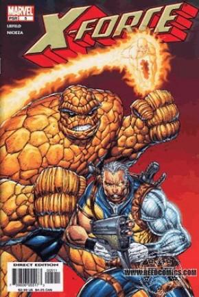 X-Force Volume 2 #5