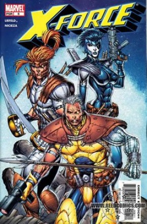 X-Force Volume 2 #6