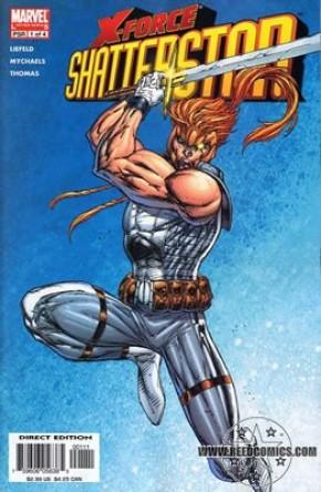 X-Force Shatterstar #1
