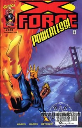 X-Force Volume 1 #101