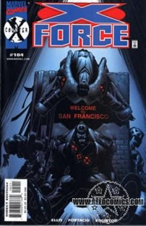 X-Force Volume 1 #104