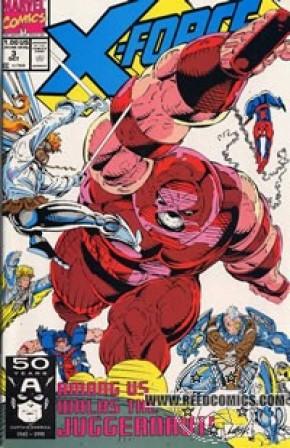 X-Force Volume 1 #3