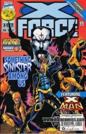 X-Force Volume 1 #57