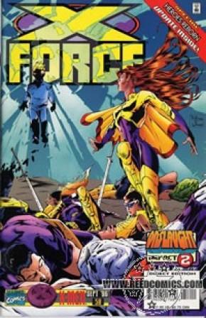 X-Force Volume 1 #58