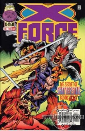 X-Force Volume 1 #59
