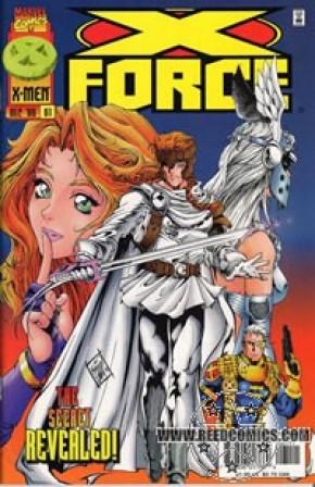 X-Force Volume 1 #61