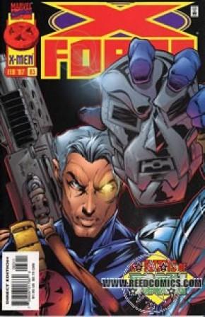 X-Force Volume 1 #63