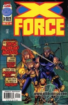 X-Force Volume 1 #64