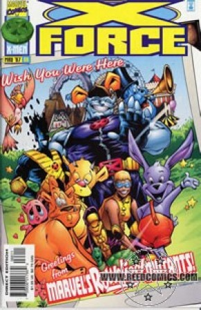 X-Force Volume 1 #66