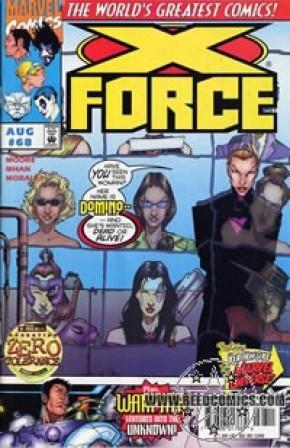 X-Force Volume 1 #68