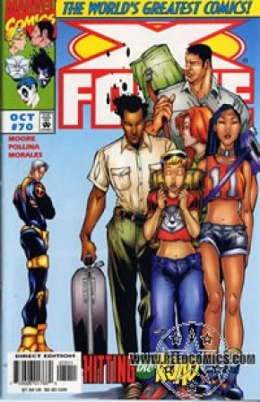 X-Force Volume 1 #70